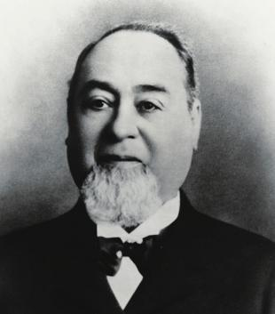 Picture of quotation author Levi Strauss