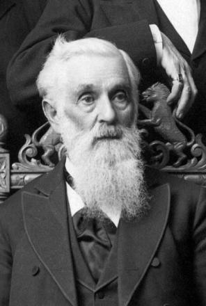 Picture of quotation author Lorenzo Snow