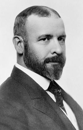 Picture of quotation author Louis Sullivan