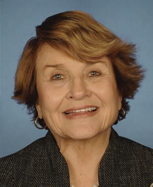 Picture of quotation author Louise Slaughter