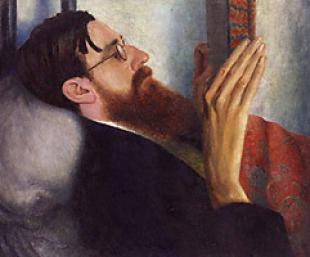 Picture of quotation author Lytton Strachey