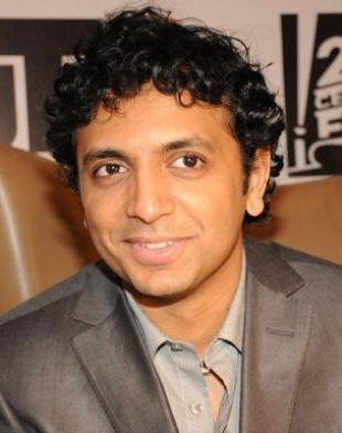 Picture of quotation author M. Night Shyamalan