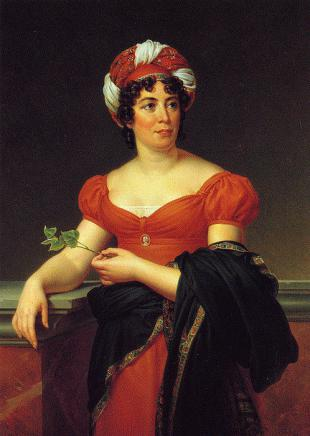 Picture of quotation author Madame de Stael