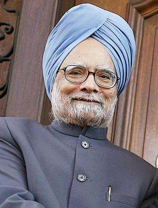 Picture of quotation author Manmohan Singh