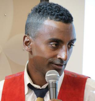 Picture of quotation author Marcus Samuelsson