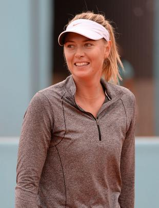 Picture of quotation author Maria Sharapova