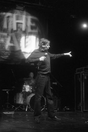 Picture of quotation author Mark E. Smith