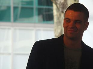 Picture of quotation author Mark Salling