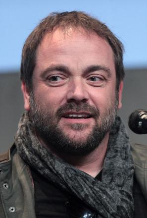 Picture of quotation author Mark Sheppard