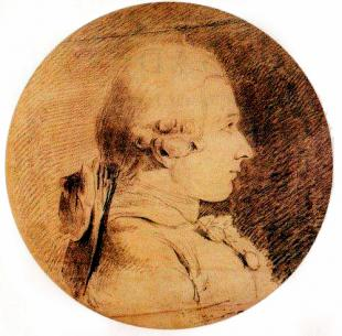 Picture of quotation author Marquis de Sade