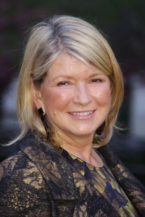 Picture of quotation author Martha Stewart