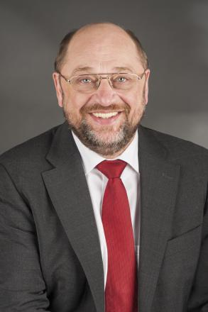 Picture of quotation author Martin Schulz