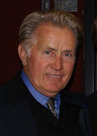 Picture of quotation author Martin Sheen