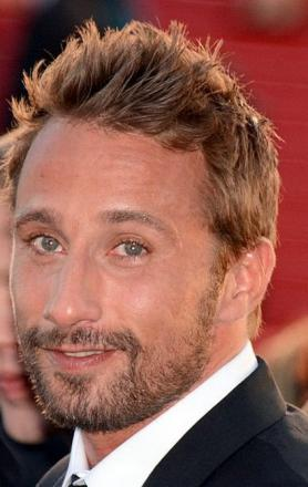 Picture of quotation author Matthias Schoenaerts