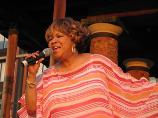 Picture of quotation author Mavis Staples