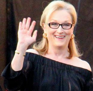 Picture of quotation author Meryl Streep