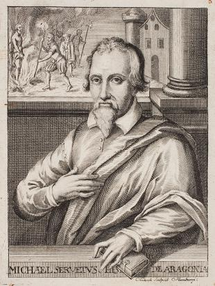 Picture of quotation author Michael Servetus