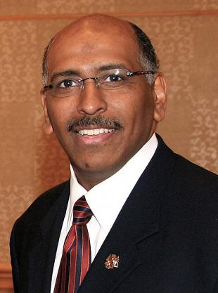Picture of quotation author Michael Steele