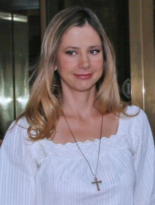 Picture of quotation author Mira Sorvino