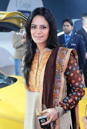 Picture of quotation author Mona Singh