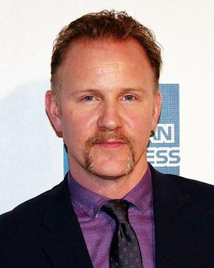 Picture of quotation author Morgan Spurlock