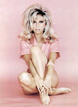 Picture of quotation author Nancy Sinatra