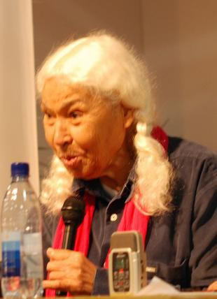 Picture of quotation author Nawal El Saadawi