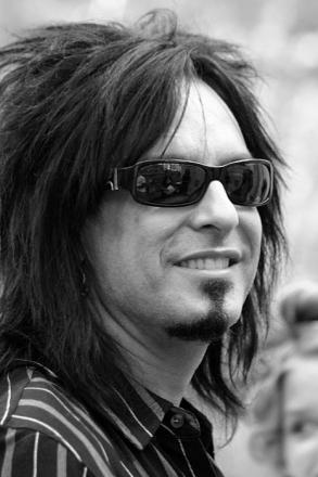 Picture of quotation author Nikki Sixx