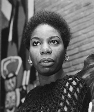 Picture of quotation author Nina Simone