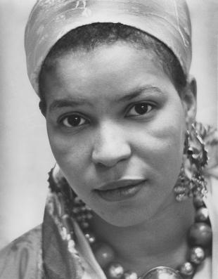 Picture of quotation author Ntozake Shange
