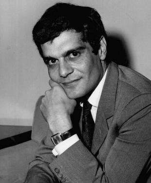 Picture of quotation author Omar Sharif