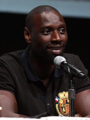 Picture of quotation author Omar Sy