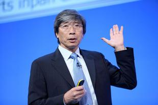 Picture of quotation author Patrick Soon-Shiong