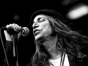 Picture of quotation author Patti Smith