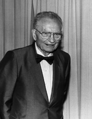 Picture of quotation author Paul Samuelson