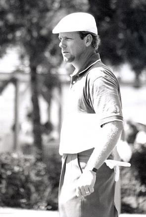 Picture of quotation author Payne Stewart