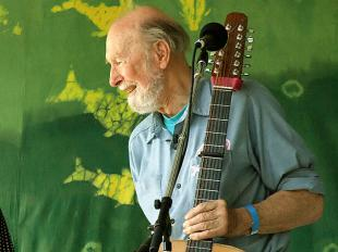 Picture of quotation author Pete Seeger