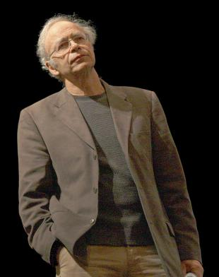 Picture of quotation author Peter Singer