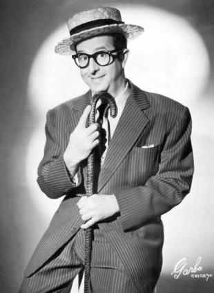 Picture of quotation author Phil Silvers