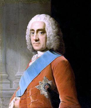 Picture of quotation author Philip Stanhope, 4th Earl of Chesterfield