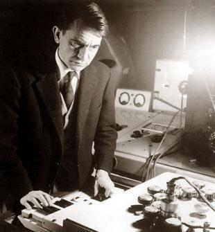 Picture of quotation author Pierre Schaeffer