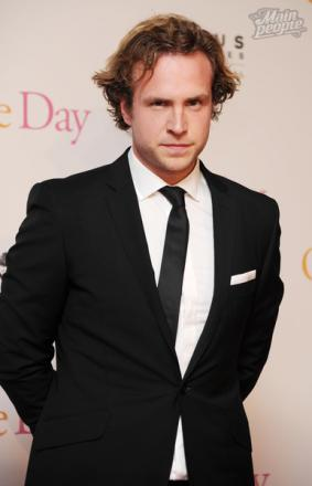Picture of quotation author Rafe Spall