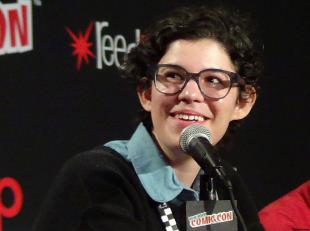 Picture of quotation author Rebecca Sugar