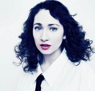 Picture of quotation author Regina Spektor