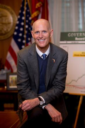 Picture of quotation author Rick Scott