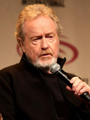 Picture of quotation author Ridley Scott