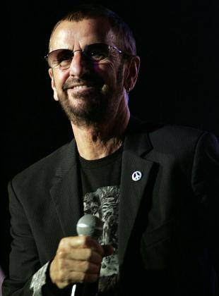 Picture of quotation author Ringo Starr