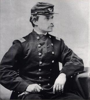 Picture of quotation author Robert Gould Shaw