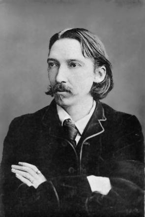 Picture of quotation author Robert Louis Stevenson