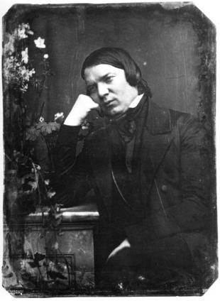 Picture of quotation author Robert Schumann